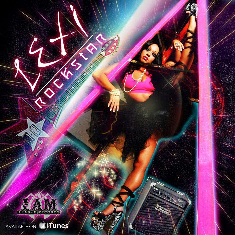 Lexi Rockstar Single Cover
